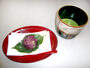 仙太郎の紫陽花