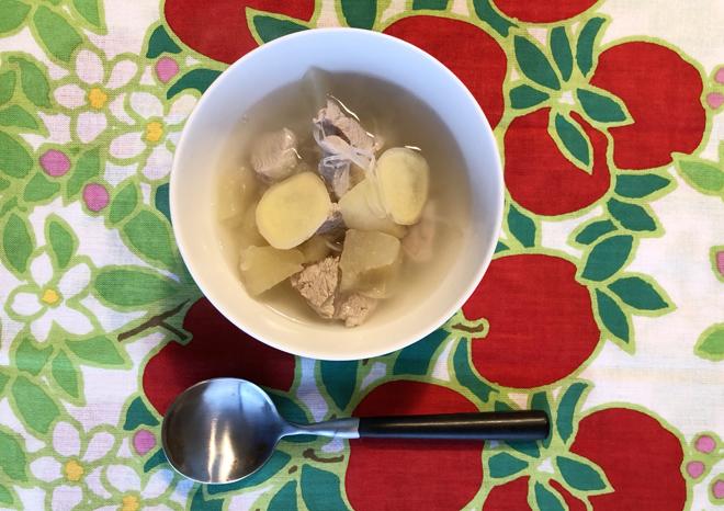 りんごスープ2